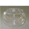 Sake-Set 3 tlg. Glas-Tokkuri mit Eisfach + 2 Doppelwand Guinomi 3