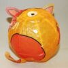 """Magischer"" Papierball Katze orange 2"