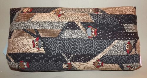 Makura Traditionelles Kopfkissen 32 cm Fukoru darkblue 4