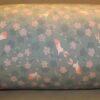 Makura Traditionelles Kopfkissen 32 cm Usagi taubenblau 3