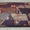 Makura Traditionelles Kopfkissen 40 cm Fukoru darkblue 3