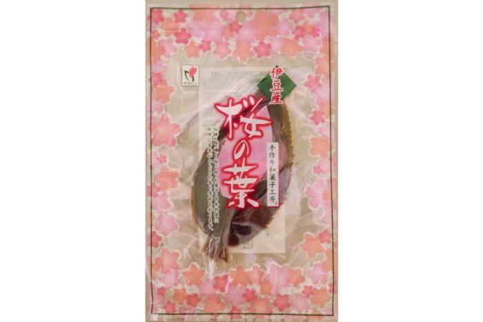 Sakura no Ha 10 Stück eingelegte Kirschblätter 1