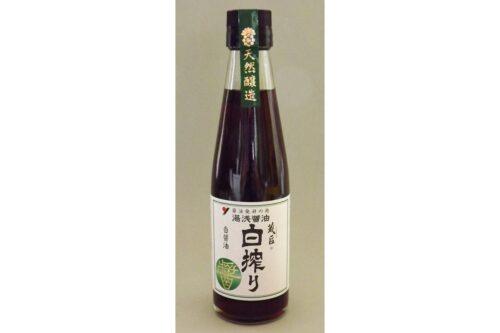 Shibori Shoyu Shiro 200 ml Yuasa 4