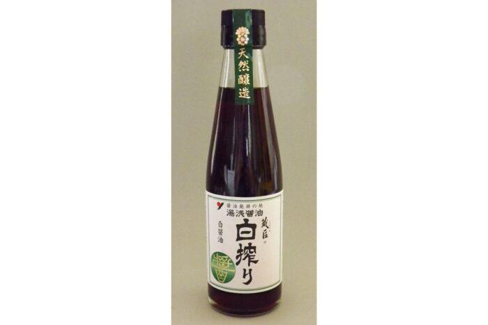 Shibori Shoyu Shiro 200 ml Yuasa 1