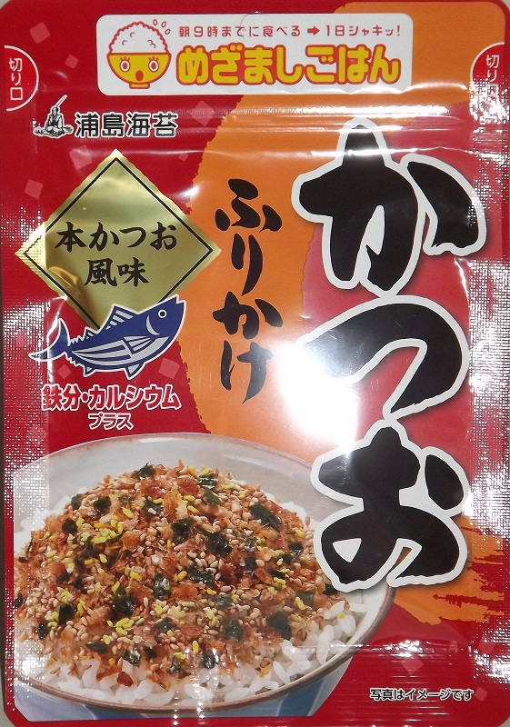 Furikake Katsuo 30g Urashima 1
