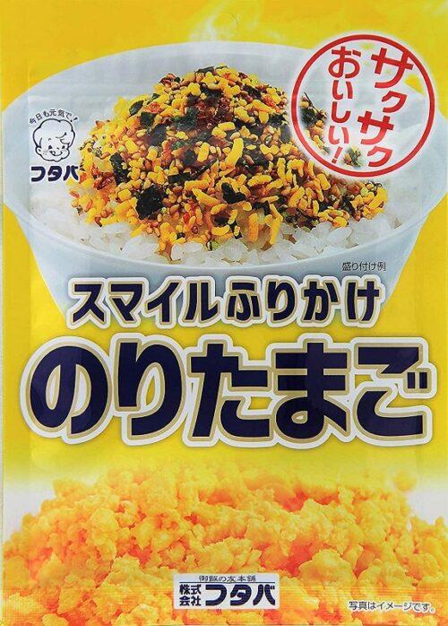Furikake Smile Nori Tamago 40g Futaba 4