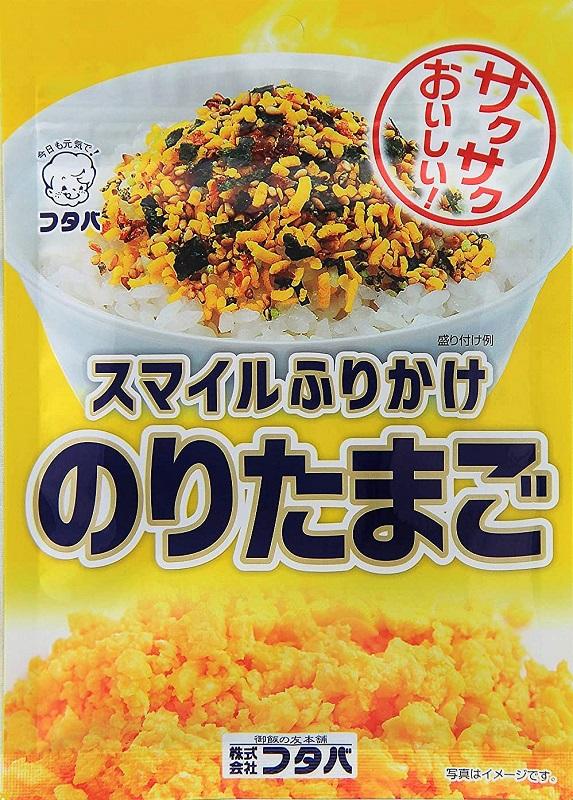 Furikake Smile Nori Tamago 40g Futaba 1