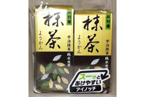 Mini Maccha-Yokan 4 Stück = 232g Imuraya 3