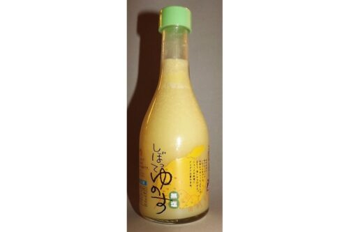 Shibotte no Yuzu 300ml Tosa Reihoku 4