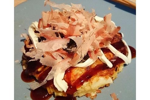 Okonomiyakiko 200g Sakurai - VEGAN + ohne Geschmacksverstärker 1