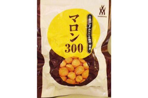 Maronen süß eingelegt 300g Mishima - Abtropfgewicht 250g 4