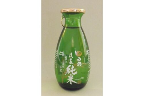 Hakutsuru Excellent Junmai Sake Tanrei 180ml 4