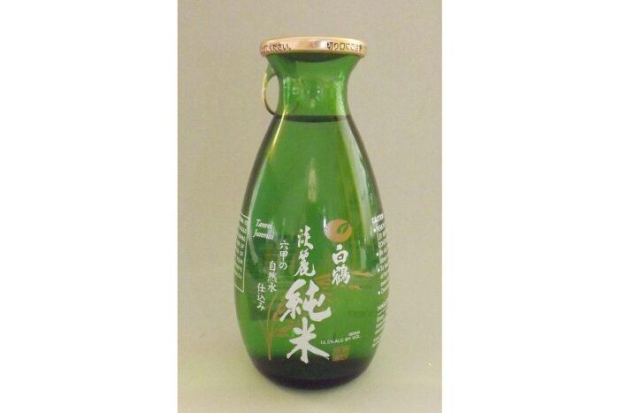 Hakutsuru Excellent Junmai Sake Tanrei 180ml 1