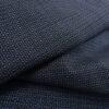 Kimono Set mit Haori Shiborikaro II - Seide antik schwarz-dunkelblau 17