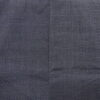 Kimono Kanoko Kreuzkaro - Baumwolle antik tiefschwarz 4