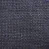 Kimono Kanoko Kreuzkaro - Baumwolle antik tiefschwarz 5