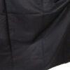 Kimono Set mit Haori Shiborikaro II - Seide antik schwarz 10