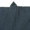 Kimono Set mit Haori Shiborikaro II - Seide antik schwarz 12