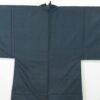 Kimono Set mit Haori Shiborikaro II - Seide antik schwarz 15