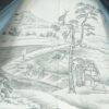 Kimono Set mit Haori Shiborikaro II - Seide antik schwarz 18