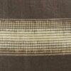 Haori Bizu Kuro - Baumwolle antik schwarz 7