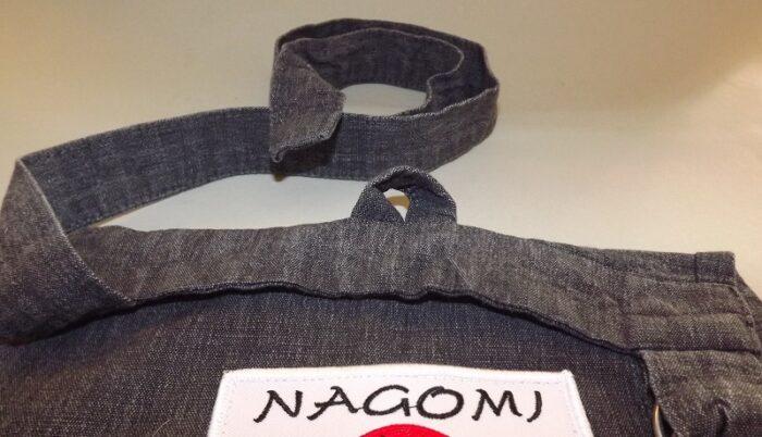 NAGOMI Grill-/Koch-Schürze mit Logo 2
