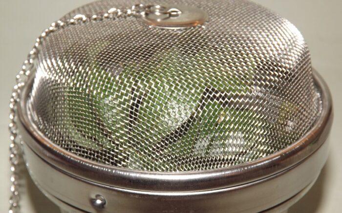 Habaruboru 10 cm - Gewürz-Kugel (Asien) 2