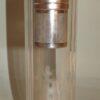 Doppelwand-Glas-Teeflasche mit Bambusdeckel 500ml 2
