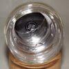 Doppelwand-Glas-Teeflasche mit Bambusdeckel 500ml 5