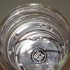 Doppelwand-Glas-Teeflasche mit Bambusdeckel 500ml 4