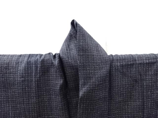 Kimono Kanoko Karo - Baumwolle antik schwarz 11