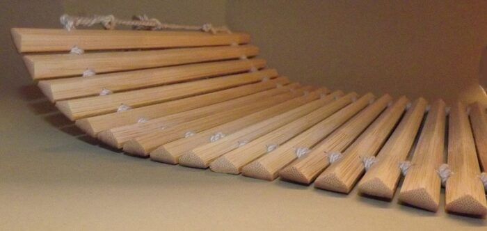 Onisudare - Datemaki Profil-Rollmatte 24 cm 4