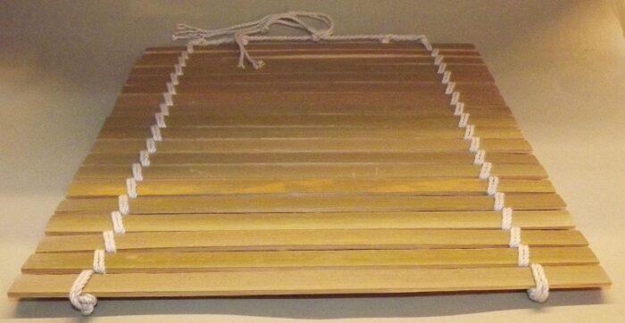 Onisudare - Datemaki Profil-Rollmatte 24 cm 2
