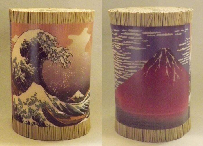 Deo Tatami Hokusai 1