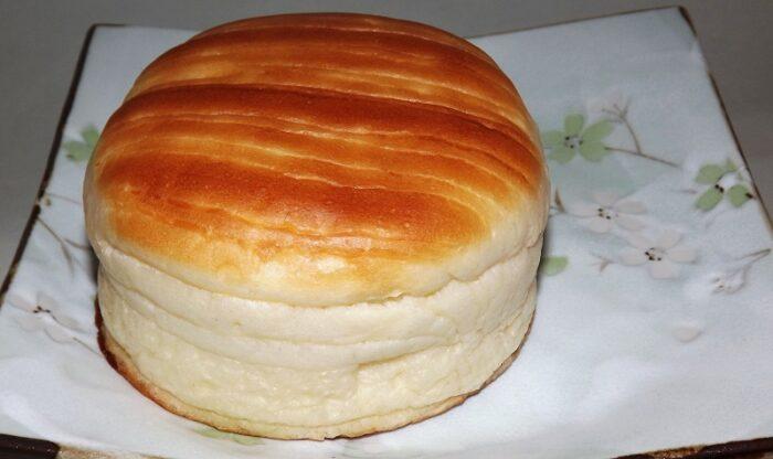 Tennen Koubo Pan Hokkaido Cream 80g Shirakiku - Long Life Hefebrötchen 1