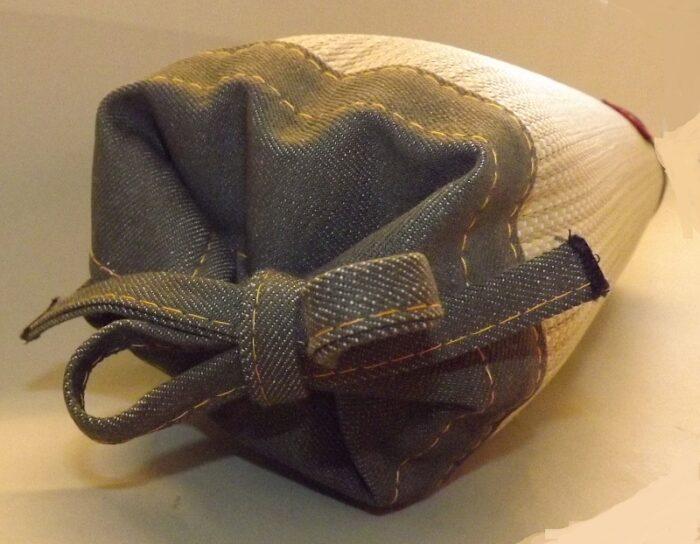 Tatami Makura Traditionelles Kopfkissen 30 cm 3
