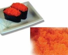 Masago Wasabi 500g - Rogen vom Capelin 6
