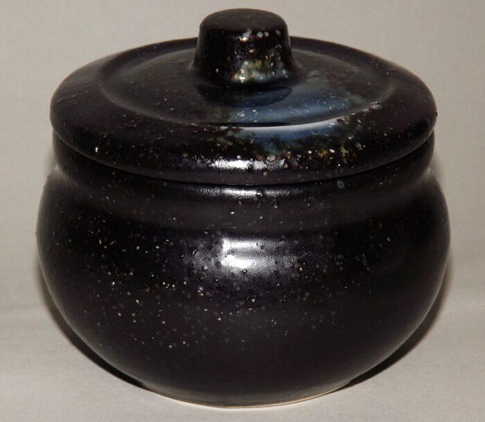 Keramik-Töpfchen für Gari, etc. 1
