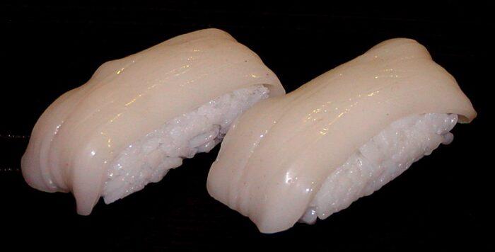 Sushi-Ika 20 Scheiben à 8g 1
