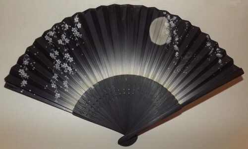 Sensu Tsukimi Yozakura kuro 15