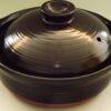 Donabe Topf schwarz 0.8 Liter - auch für Induktion 3
