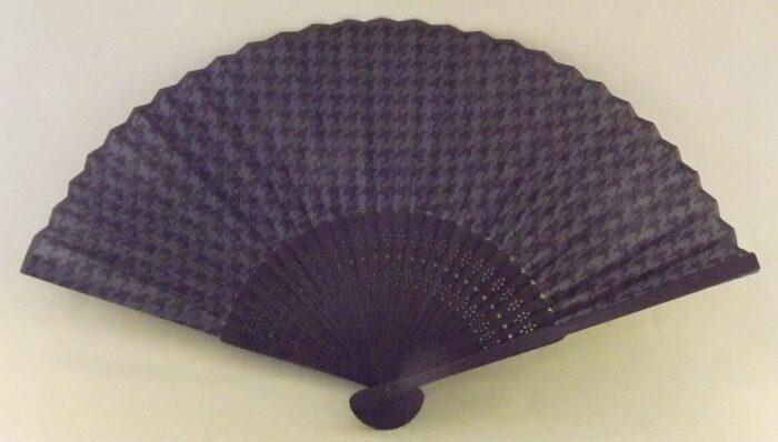 Sensu Chidori kuro 21 cm (Asien) 1