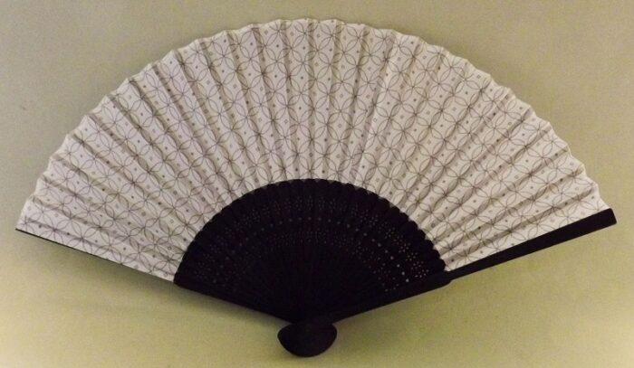 Sensu Shippo shiro 21cm (Asien) 1
