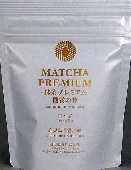 Premium Matcha Kakumu no Mukashi 30g 14