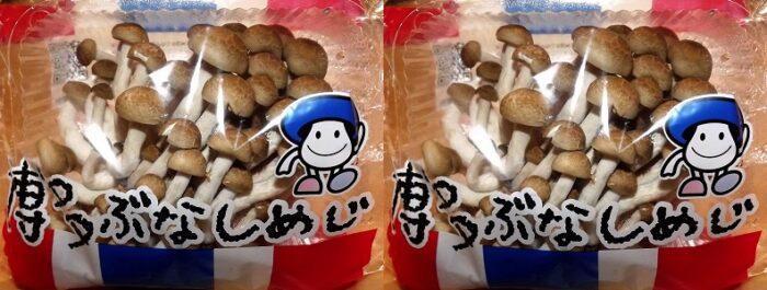 "Frische japanische Pilze ""Bunashimeji"" 200g 1"