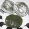 Matcha-Mochi Choccora - Reiskuchen mit Grüntee + Schokolade 160g Seiki 3
