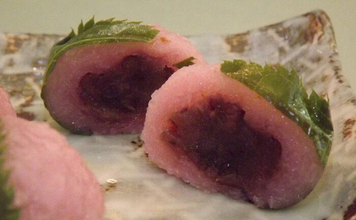 MINI Sakura-Mochi 5 x 20g Kitakyu - Probier-Päckchen 1