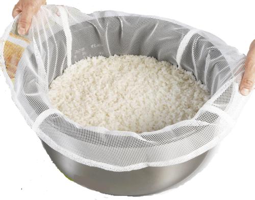 Reis-Koch-Netz 48 cm x 40 cm 5