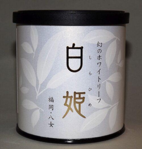 Shira Hime - weißer Sencha aus Japan 50g 13