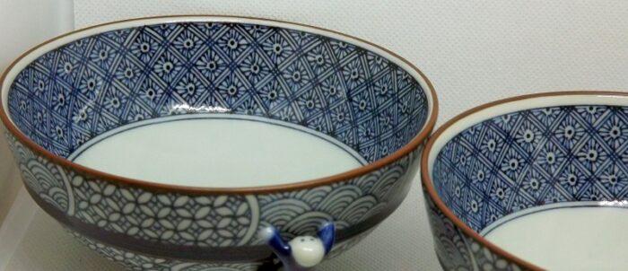 Kiyomizu Bowls 1 Paar Arita 1